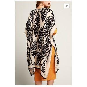 Tops - Boho Kimono One Size Fits Most